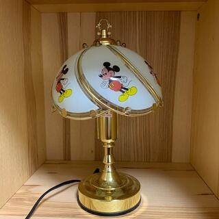 Disney - ミッキーマウス タッチランプ アンティーク