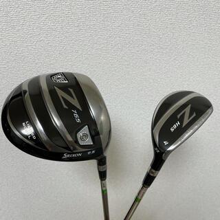 ダンロップ(DUNLOP)のゴルフ ドライバー ユーティリティ4番 2本セット(クラブ)