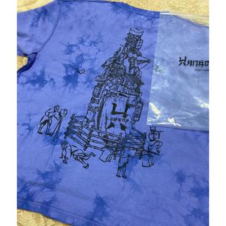 hangoverz ハングオーバーズ Tシャツ 二日酔製作所 青