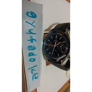オメガ(OMEGA)の代理出品 OMEGA 自動巻き スピードマスター レーシング マスタークロノ(腕時計(デジタル))