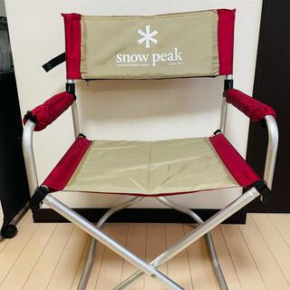 Snow Peak - スノーピーク パットインチェア