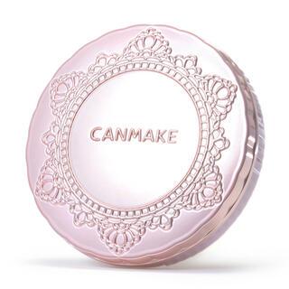 キャンメイク(CANMAKE)のCANMAKE トランスペアレントフィニッシュパウダーPL(フェイスパウダー)
