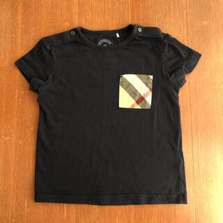 バーバリー(BURBERRY)のTシャツ バーバリーチルドレン 2y 男の子 Burberry(Tシャツ/カットソー)