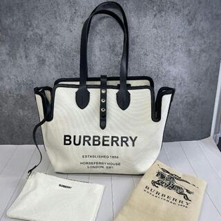 BURBERRY - 美品!Burberry トートバッグ