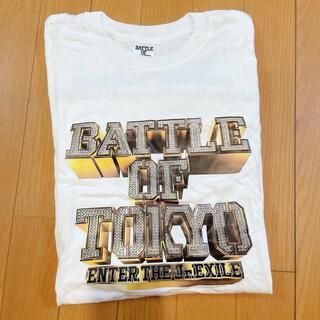 エグザイル トライブ(EXILE TRIBE)のBATTLE OF TOKYO Tシャツ(男性タレント)