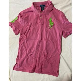 ポロラルフローレン(POLO RALPH LAUREN)のポロラルフローレン 半袖ポロシャツM(10-12)(ポロシャツ)