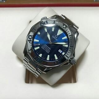 オメガ(OMEGA)のオメガ シーマスター 2255.80 300mプロフェッショナル メンズ自動巻(腕時計(アナログ))