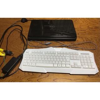デル(DELL)のデル ノートPC Inspiron N5010 とキーボードセット 一部不具合品(ノートPC)