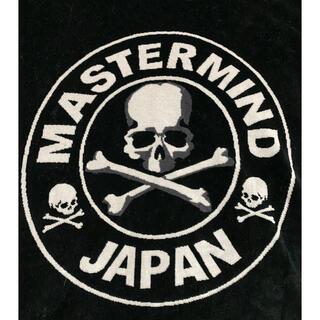 mastermind JAPAN - mastermind マスターマインド 七分丈 サークルスカル ベルベットロンT