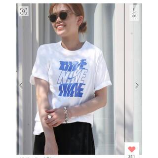 DEUXIEME CLASSE - 【NIKE/ナイキ】 LOGO Tシャツ 新品タグ付き