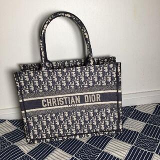 "Christian Dior - DIOR BOOK TOTE ""ディオール オブリッグ"