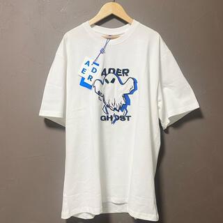 新品☺︎ADER ERROR アダーエラー tシャツ ゴースト ホワイト 白