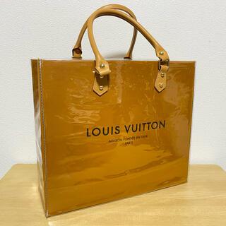 LOUIS VUITTON - ルイヴィトン 紙袋 クリアバッグ ショップ袋 LOUIS VUITTON
