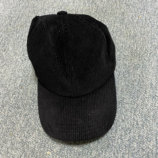 ジーユー(GU)のGUコーデュロイキャップ 帽子(キャップ)
