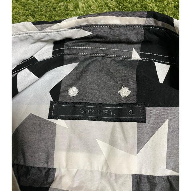 SOPHNET.(ソフネット)のかわむらゆう様専用XL 美品 SOPH ソフチェックシャツ  メンズのトップス(シャツ)の商品写真