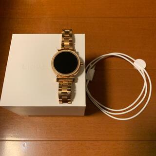 マイケルコース(Michael Kors)のマイケルコース スマートウォッチ(腕時計)