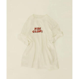 TODAYFUL - todayful トゥデイフル Tシャツ fizz clink