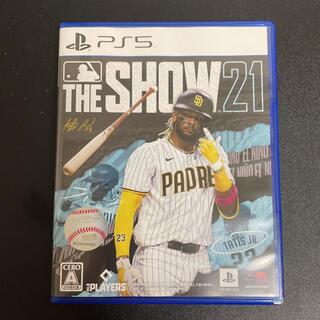 プレイステーション(PlayStation)のMLB The Show 21(英語版) PS5(家庭用ゲームソフト)