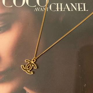 CHANEL - CHANEL CCマーク ネックレス