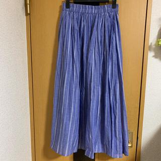 サマンサモスモス(SM2)のSM2 ロングスカート 新品(ロングスカート)