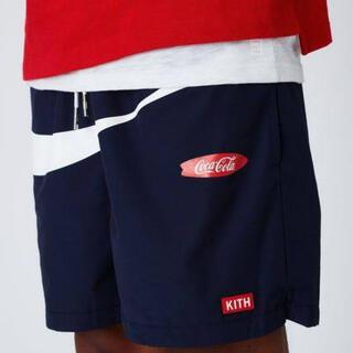 シュプリーム(Supreme)のKith × Coca-Cola Convertible Swim Short(水着)