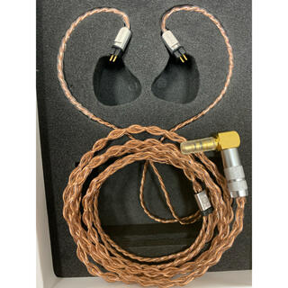 EMPIRE - Empire Ears 2pin/3.5mm「ALPHA-IV(A4)」