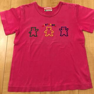ミキハウス(mikihouse)のmikihouse*100cm 半袖Tシャツ(Tシャツ/カットソー)