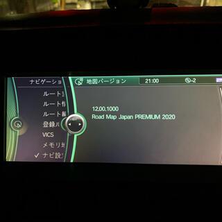 ビーエムダブリュー(BMW)のBMW CIC  ナビデータFSC付きJAPAN PREMIUM 2020(カーナビ/カーテレビ)