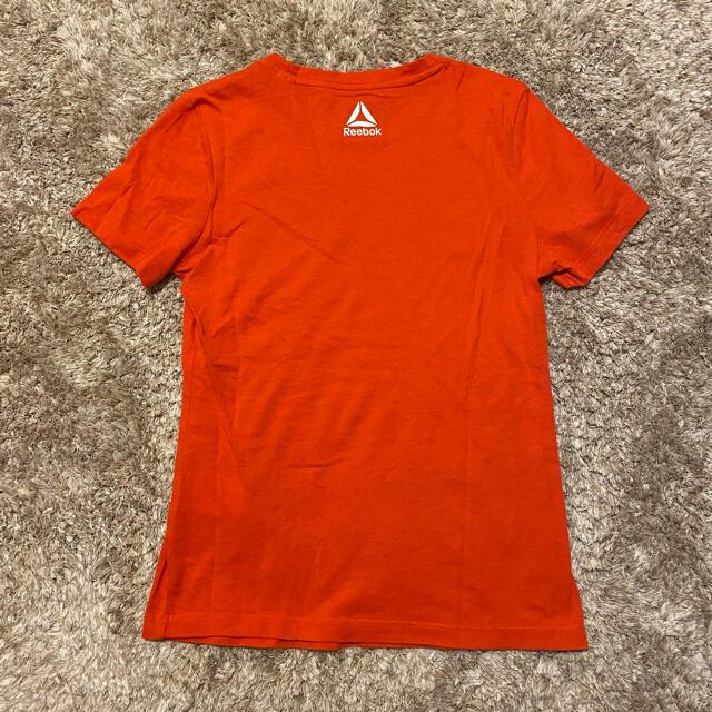 Reebok(リーボック)のReebok 半袖Tシャツ レディースのトップス(Tシャツ(半袖/袖なし))の商品写真