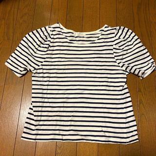 ローリーズファーム(LOWRYS FARM)のボーダートップス(Tシャツ(半袖/袖なし))
