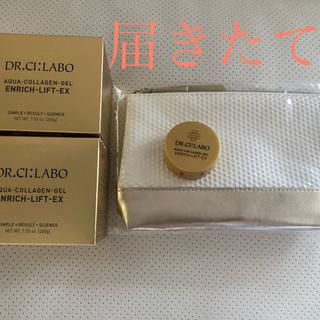 ドクターシーラボ(Dr.Ci Labo)のドクターシーラボ アクアコラーゲンゲルエンリッチリフトEX 200g×2 おまけ(オールインワン化粧品)