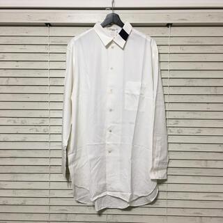 ヨウジヤマモト(Yohji Yamamoto)の旧ロゴ Yohjiyamamoto POUR HOMME   長袖シャツ(シャツ)
