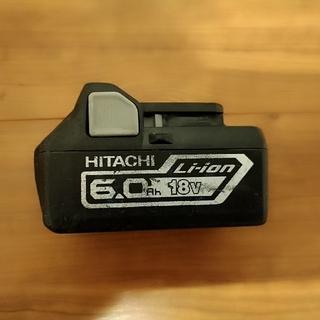 ヒタチ(日立)のHITACHI 日立 純正バッテリー BSL1860 18v(工具/メンテナンス)