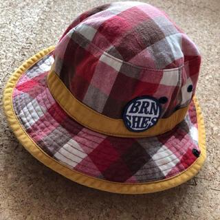 ブランシェス(Branshes)のベビー帽子 サイズ48cm(帽子)