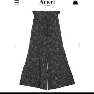 アメリヴィンテージ(Ameri VINTAGE)のAmeri vintage CAROLINE HIGH WAIST PANTS(カジュアルパンツ)