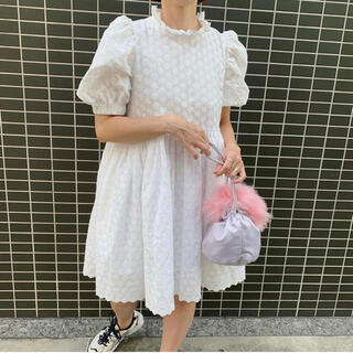 Lochie - kitty コットンボリュームワンピース 堀江 大阪