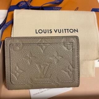LOUIS VUITTON - ★入手困難★ ルイヴィトン ポルトフォイユ クレア トゥルトゥレール 財布