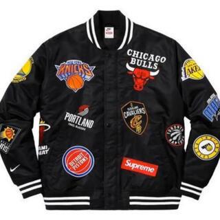 シュプリーム(Supreme)のSupreme Nike NBA Teams Warm-Up Jacket M(スタジャン)