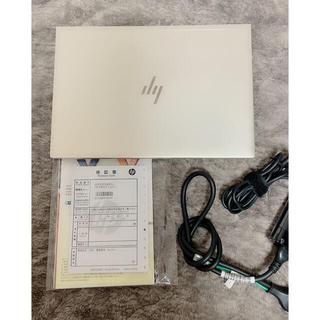 ヒューレットパッカード(HP)のhp ENVY ルミナスゴールドi5(ノートPC)