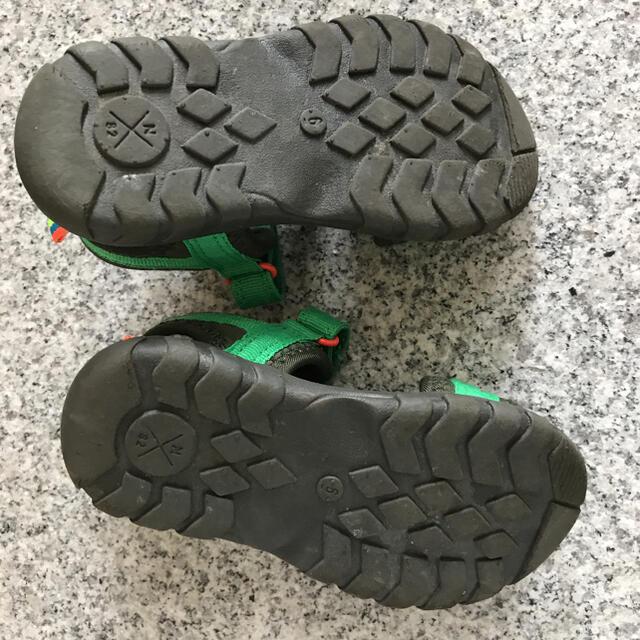 NEXT(ネクスト)のNEXT babyサンダル キッズ/ベビー/マタニティのベビー靴/シューズ(~14cm)(サンダル)の商品写真