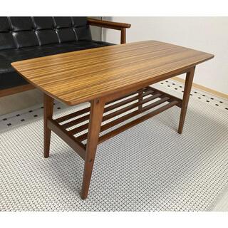 カリモクカグ(カリモク家具)のカリモク60 リビングテーブルS ウォールナット[T36300RW](ローテーブル)