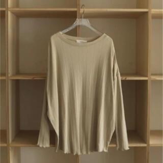TODAYFUL - Randomrib Over Long Tshirts