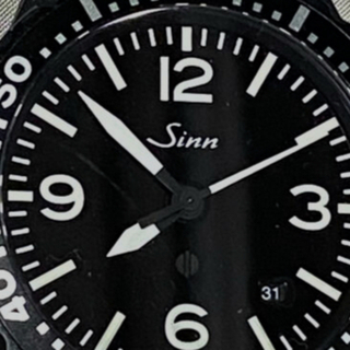 シン(SINN)のSINNジン657S(腕時計(アナログ))
