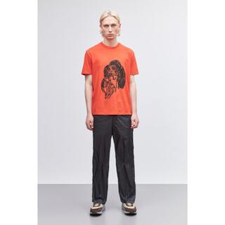 マルタンマルジェラ(Maison Martin Margiela)のour legacy アワーレガシー women print Tee  Tシャツ(Tシャツ/カットソー(半袖/袖なし))
