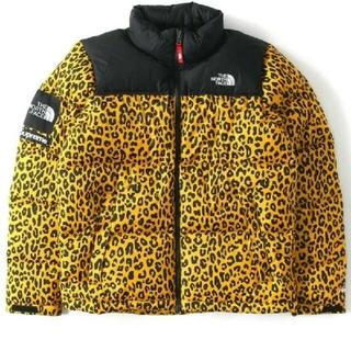Supreme - Supreme THE NORTH FACE Leopard Down L
