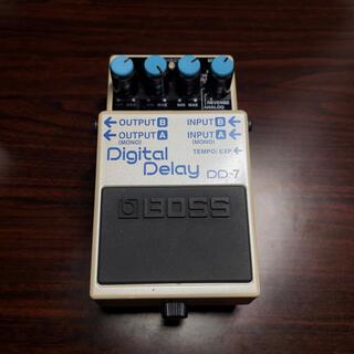 ボス(BOSS)のBOSS Digital Delay DD-7(生産完了品)(エフェクター)