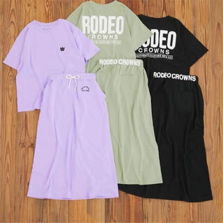 RODEO CROWNS WIDE BOWL - 店舗限定 セットアップ