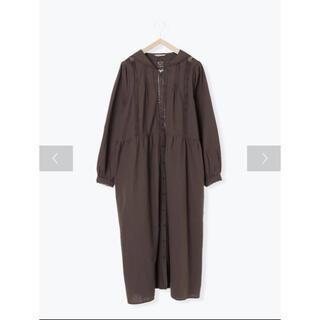 サマンサモスモス(SM2)のセーラー衿ワンピース(ロングワンピース/マキシワンピース)
