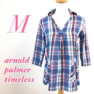 アーノルドパーマー(Arnold Palmer)のarnold palmer アーノルドパーマー 長袖シャツ カジュアルトップス(シャツ/ブラウス(長袖/七分))