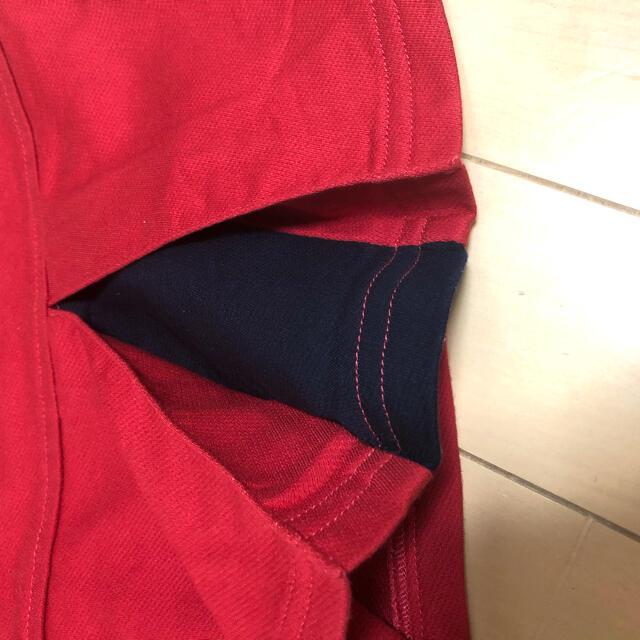 adidas(アディダス)のadidas golf スカート XL 赤 スポーツ/アウトドアのゴルフ(ウエア)の商品写真